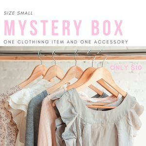 Other - MYSTERY BOX (US SIZE SMALL)
